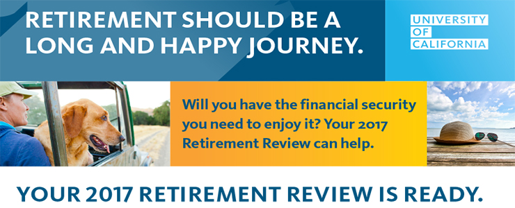 Your 2017 Retirement Review is Ready