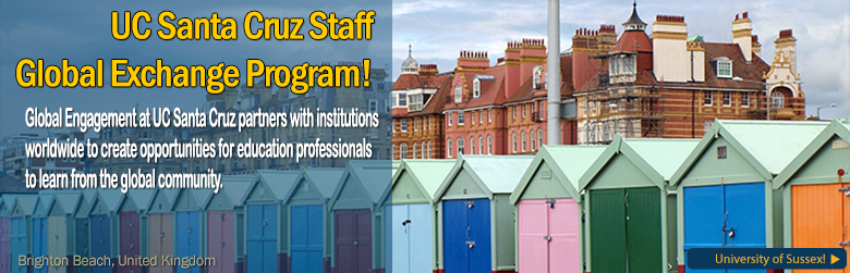 Find out about our Staff Exchange program!
