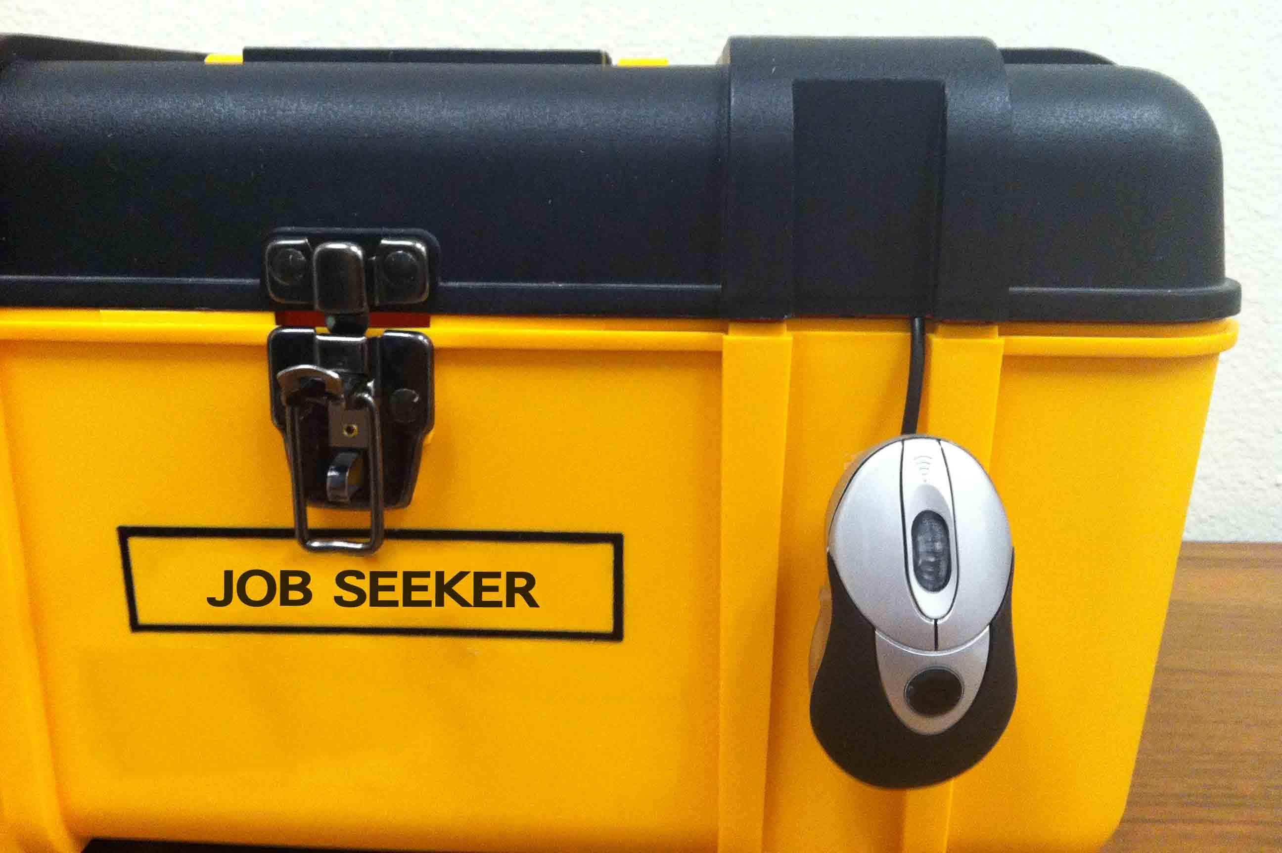 job seeker toolkit a world of opportunities toolbox